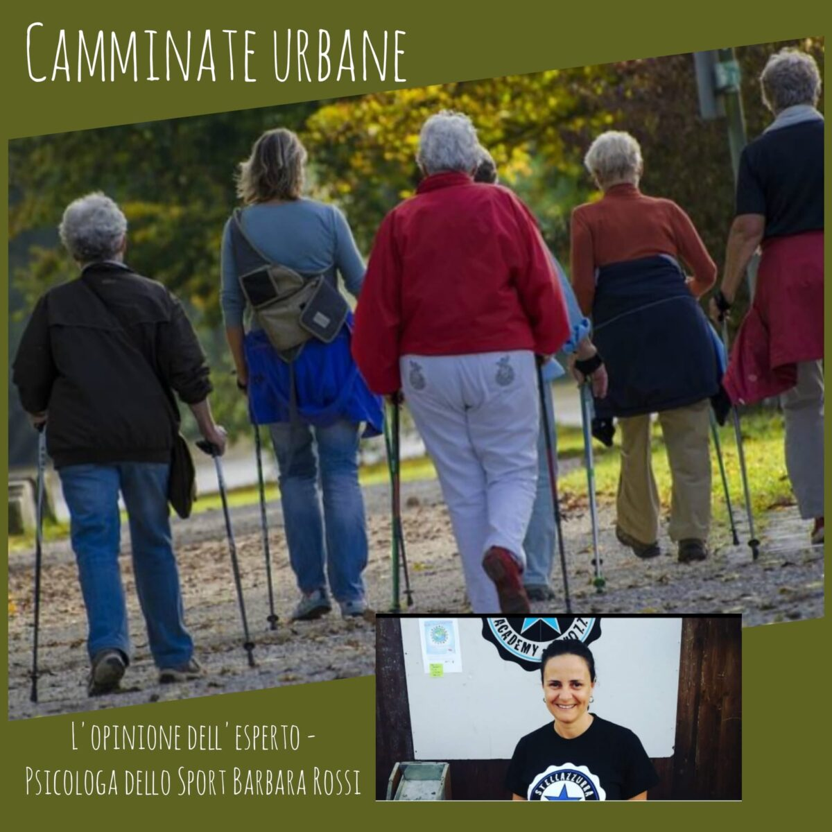 camminate urbane